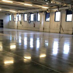 Cristallizzazione pavimenti industriali